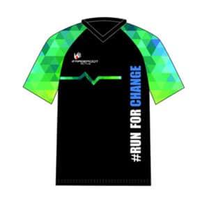 Unisex Supporters Running T-Shirt
